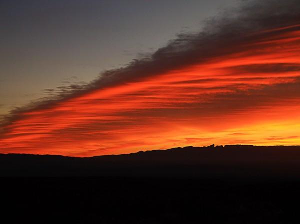 Sunset Sierra Carmen IMG_0518