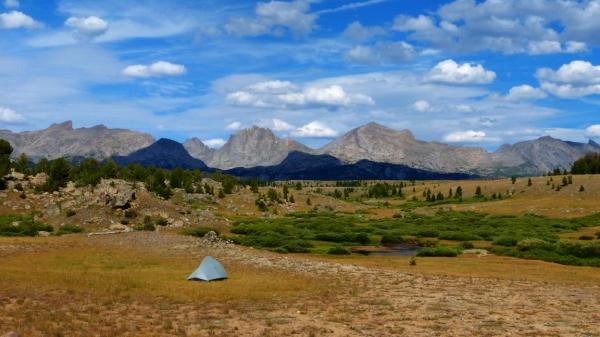 001 Boulder Creek Day 1