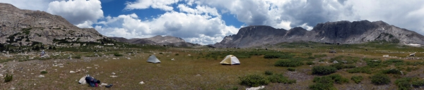 018 Glacier Lake camp Day 7
