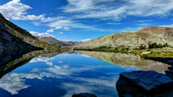 022 Lake Glacier basin Day 9