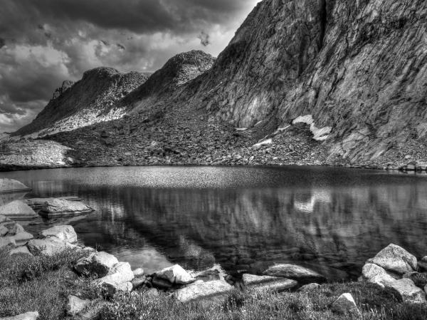 023 Lake Glacier basin Day 9