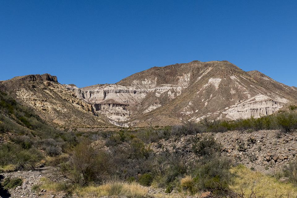 Rios Homestead,                                         Big Bend Ranch StatePark