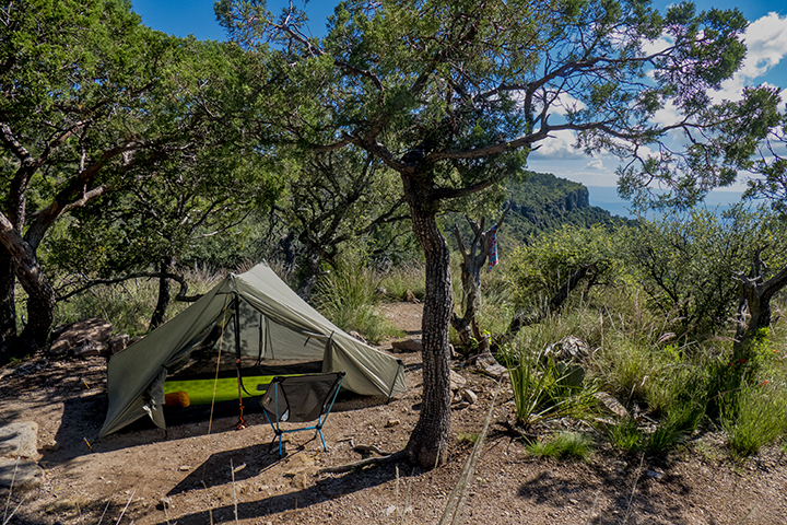 P1080233 Tent South Rim