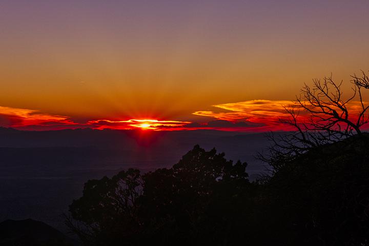 P1080280 Sunset South Rim