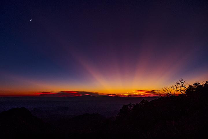 P1080314 Sunset South Rim