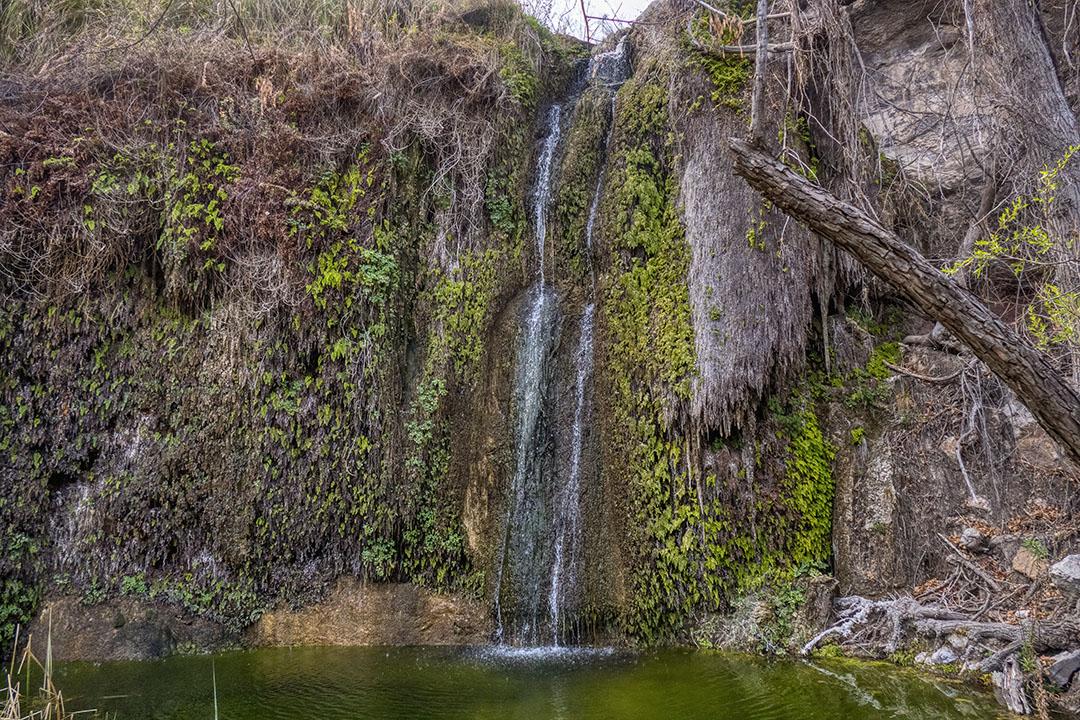 Madrid Falls